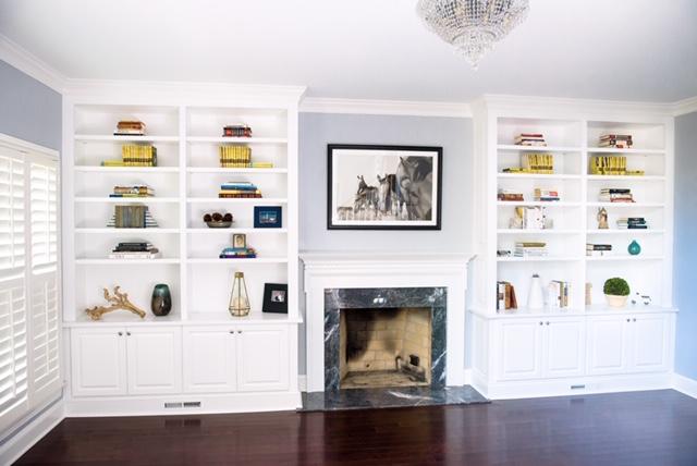 Cabinets/Shelving 1