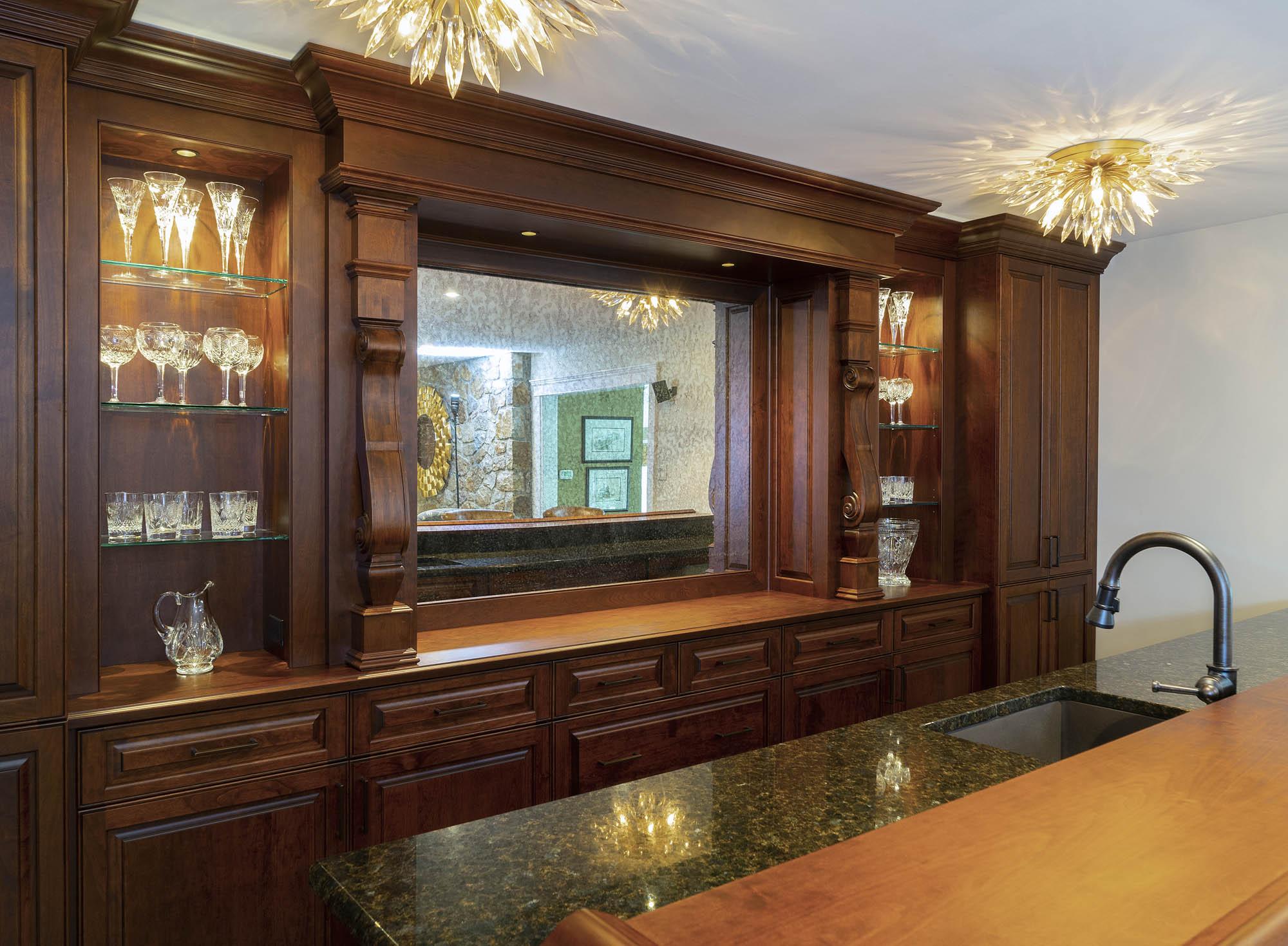 Custom Cabinetry 4