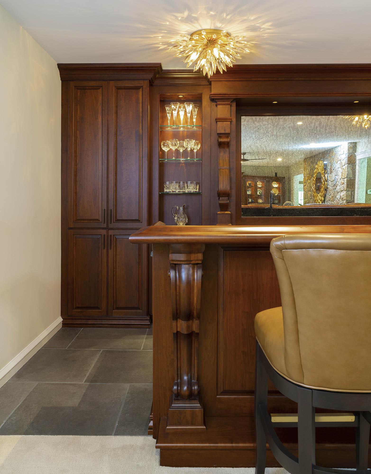 Custom Cabinetry 5
