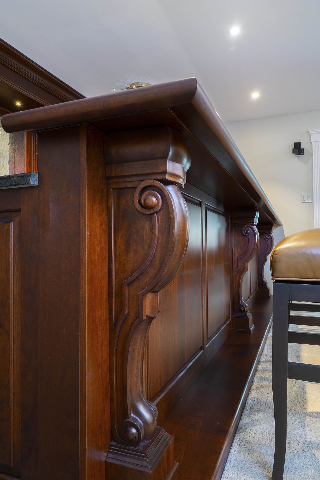 Custom Cabinetry 7